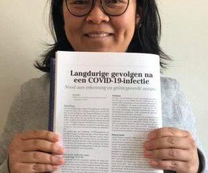 IN HET NIEUWS   Langdurige gevolgen na een COVID-19-infectie (HuisartsNu)